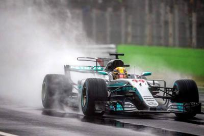 Hamilton batió el récord de 'poles' que ostentaba Schumacher en F1