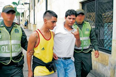 Atracaron a una mujer en estado de embarazo en Bucaramanga