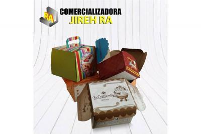 Comercializadora Jireh, todo lo relacionado con cajas y desechables
