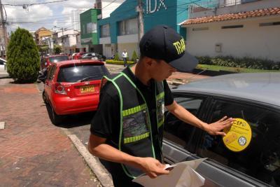 Multas por mal parqueo han aumentado un 52% en Bucaramanga