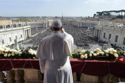 La novia que el Papa Francisco cambió por la Iglesia