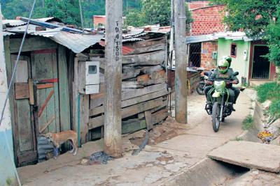 Así fue el asesinato del hombre que fue atacado con 11 disparos en Bucaramanga