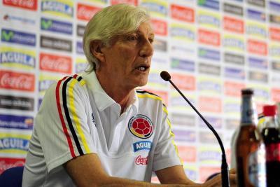 Pékerman asegura que James está en buenas condiciones para el partido ante Brasil