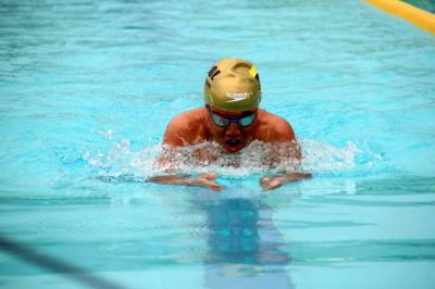 Este fue el impresionante logro de los nadadores paralímpicos de Santander