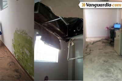 Hospital de Barbosa: En grave deterioro tras solo dos años de funcionamiento