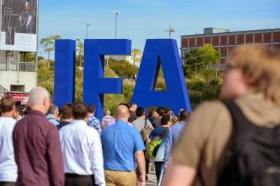 La IFA de Berlín apuesta  por el hogar inteligente