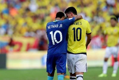 """""""Nos faltó efectividad ante Colombia"""": Técnico de Brasil"""
