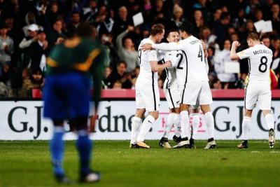 Repechaje de Sudamérica para el Mundial será contra Nueva Zelanda