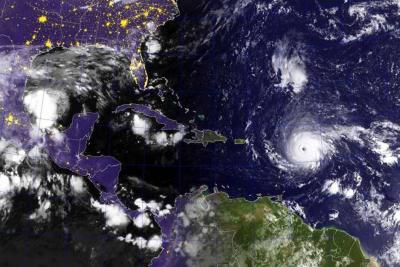 Avión del Papa que se dirige a Colombia cambió su ruta para evitar el huracán Irma