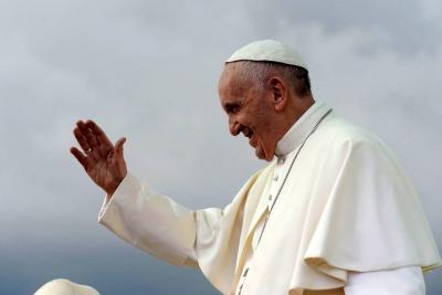 """""""No pierdan la esperanza"""": primeras palabras del Papa Francisco"""