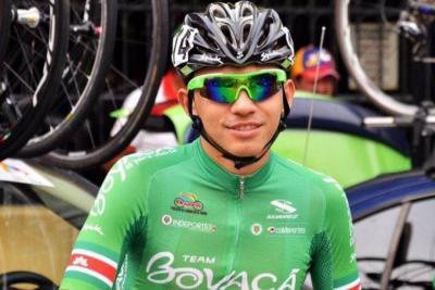 Joven promesa del ciclismo colombiano murió en un accidente de tránsito