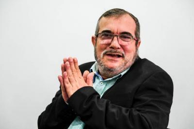 'Timochenko' le pidió perdón al Papa Francisco por las víctimas de las Farc