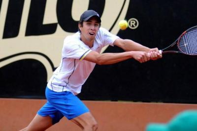 Santandereano Galán llegó a la primera semifinal de un Challenger en su carrera