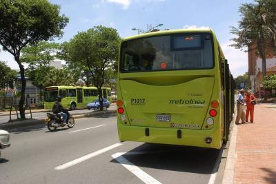 Atento a los cambios que tendrá Metrolínea durante la Feria de Bucaramanga
