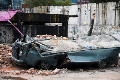 Santandereanas narraron el pánico que se vivió con el terremoto en México