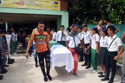 Investigan la muerte de estudiante barranqueño