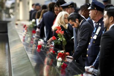 Estados Unidos recuerda víctimas de atentados del 11 de septiembre