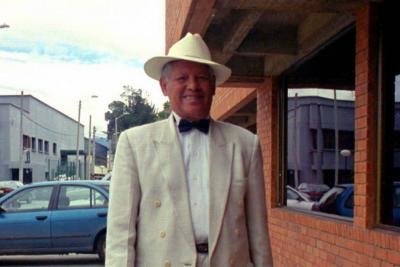 Murió Buitraguito, la voz de la música de diciembre