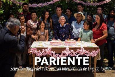 'Pariente' la película santandereana que representará a Colombia en los Oscar