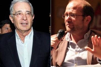 Ordenan a Álvaro Uribe retirar mensaje en Twitter contra Daniel Samper Ospina