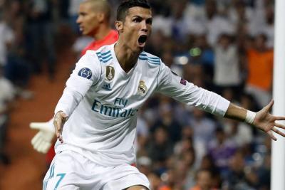 Real Madrid venció 3-0 al APOEL en la Liga