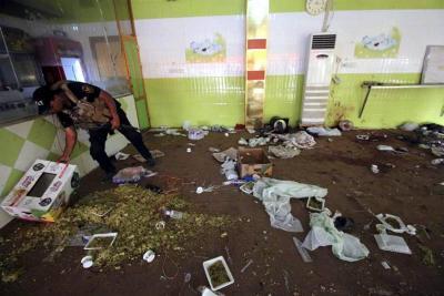 83 personas fueron asesinadas este jueves por el Estado Islámico en Irak