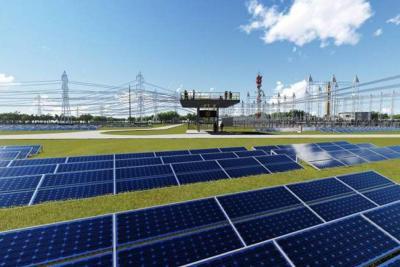 Granja solar más grande del país se ubicará en Santander