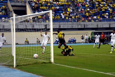 Alianza Petrolera volvió a perder en la Liga Águila