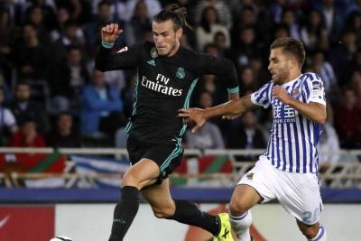 Real Madrid derrotó 1-3 al Real Sociedad en la Liga