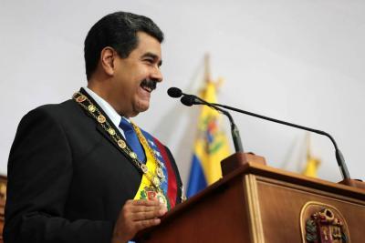 Maduro agradeció a Trump apoyo de EEUU al intento de diálogo con oposición