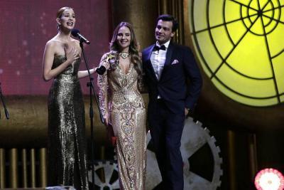 La lista de los ganadores de los premios TVynovelas
