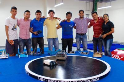 Todo listo para el próximo Encuentro Internacional de Robótica 'UDI 2017'
