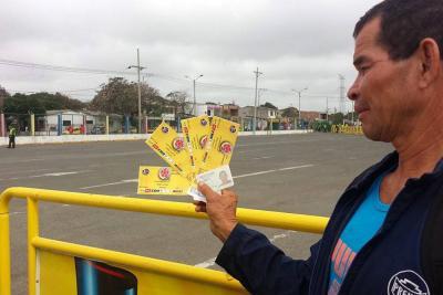 Conozca cómo se venderán las boletas para el partido Colombia - Paraguay