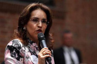 Viviane Morales renunció a su aspiración presidencial por el partido Liberal