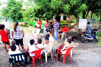 Alumnos de escuela Zarzal La Gloria siguen sin recibir clase