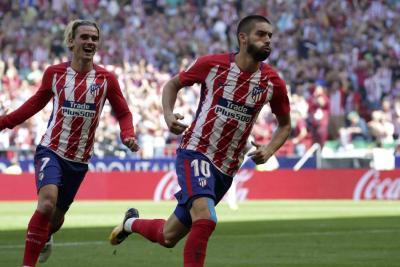 Con Muriel 68 minutos, el Sevilla perdió 2-0 con el Atlético de Madrid