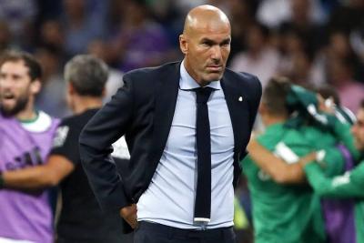 No es un momento brillante y hay que aguantar: Zidane
