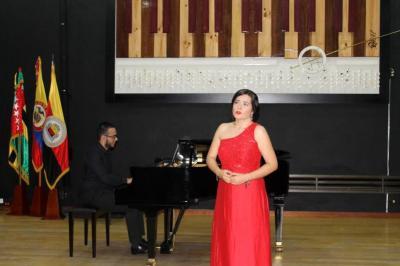 Cantante santandereana participará en Festival internacional en Brasil