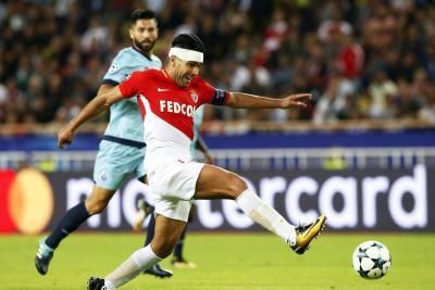 Con Falcao en la cancha, Mónaco fue goleado 3-0 por El Oporto
