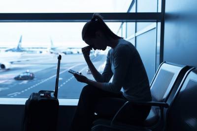 Tres santandereanos narraron su travesía ante la cancelación de vuelos de Avianca