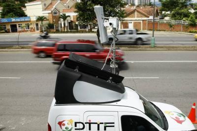 Programan marcha en rechazo a las fotomultas en Floridablanca