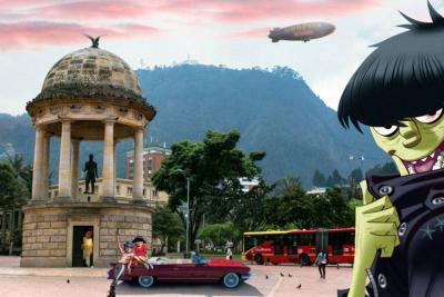 Gorillaz y Lana del Rey vendrán a Colombia para el Festival Estéreo Pícnic