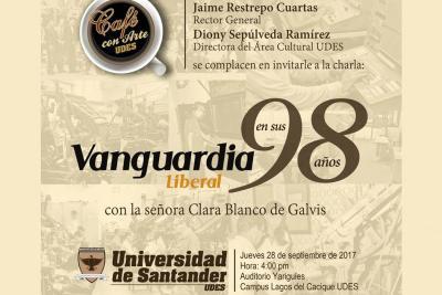 UDES le rinde hoy un homenaje a Vanguardia Liberal por sus 98 años