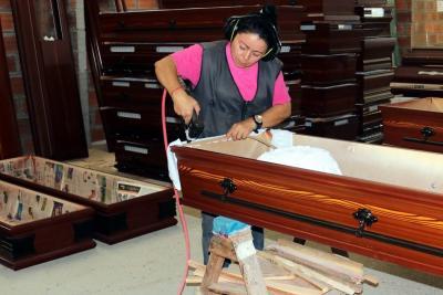 Así es vivir con la muerte en Bucaramanga