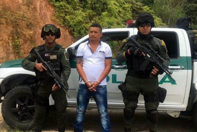 Cinco policías fueron capturados por nexos con el 'Clan del Golfo'