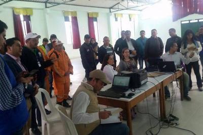 """En Sucre, Santander, le dijeron """"no"""" a la minería tras la consulta popular"""