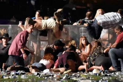 Tiroteo en Las Vegas deja 58 muertos, el más grave de la historia de EEUU