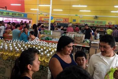 ¿Cuánto espacio han ganado las tiendas de bajo costo en Colombia?