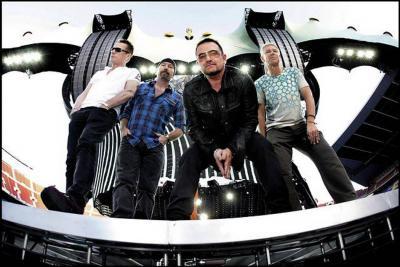 Todo listo para concierto de U2 en Colombia