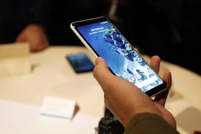 Google hizo el lanzamiento de sus teléfonos Pixel 2